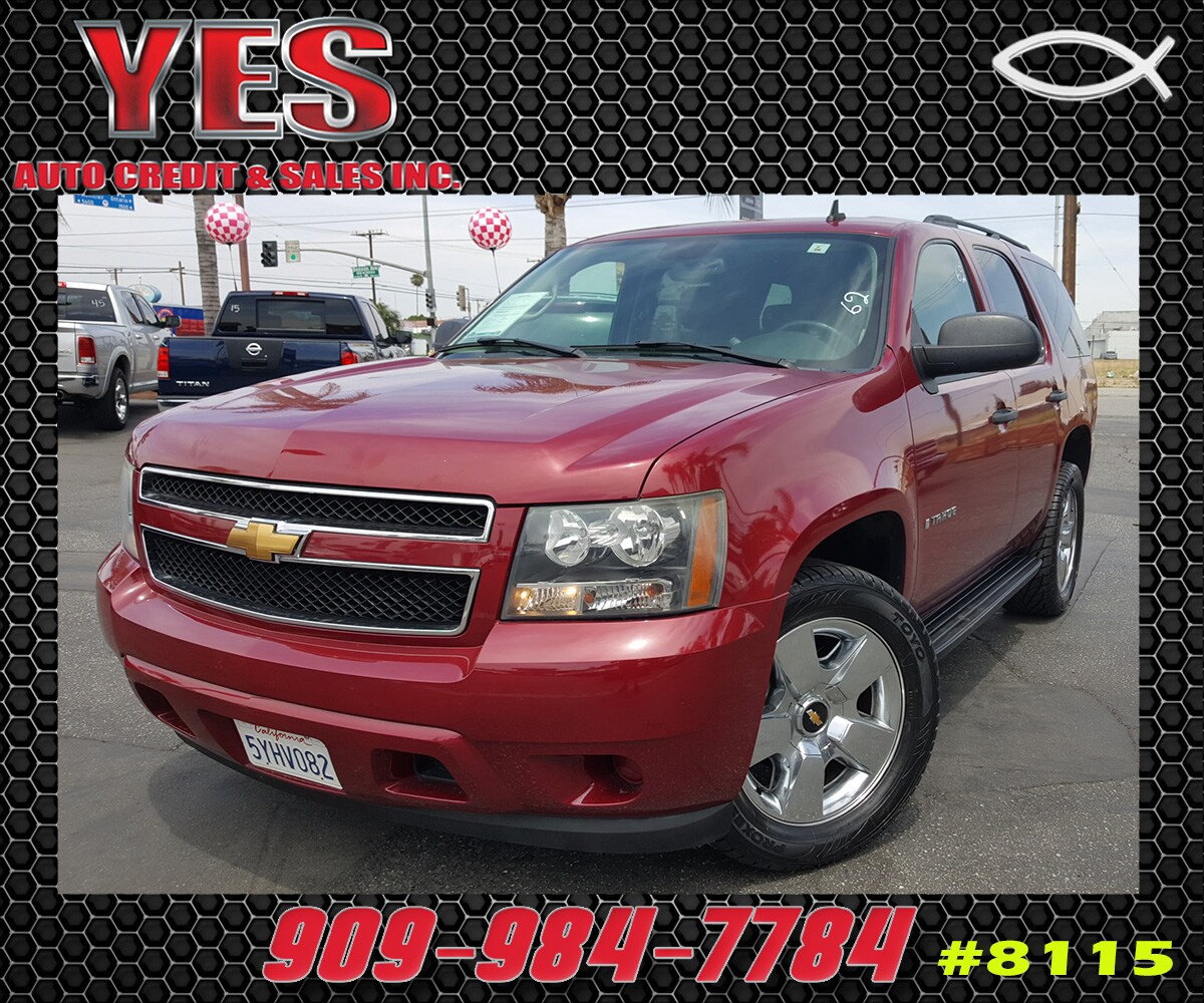 2007 Chevrolet Tahoe LS INTERNET PRICE Price does not include tax license fees accessories a
