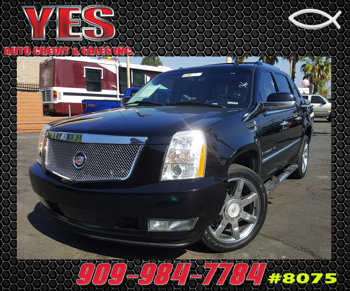 2007 CADILLAC ESCALADE EXT Base INTERNET PRICE Price does not include tax license fees acces