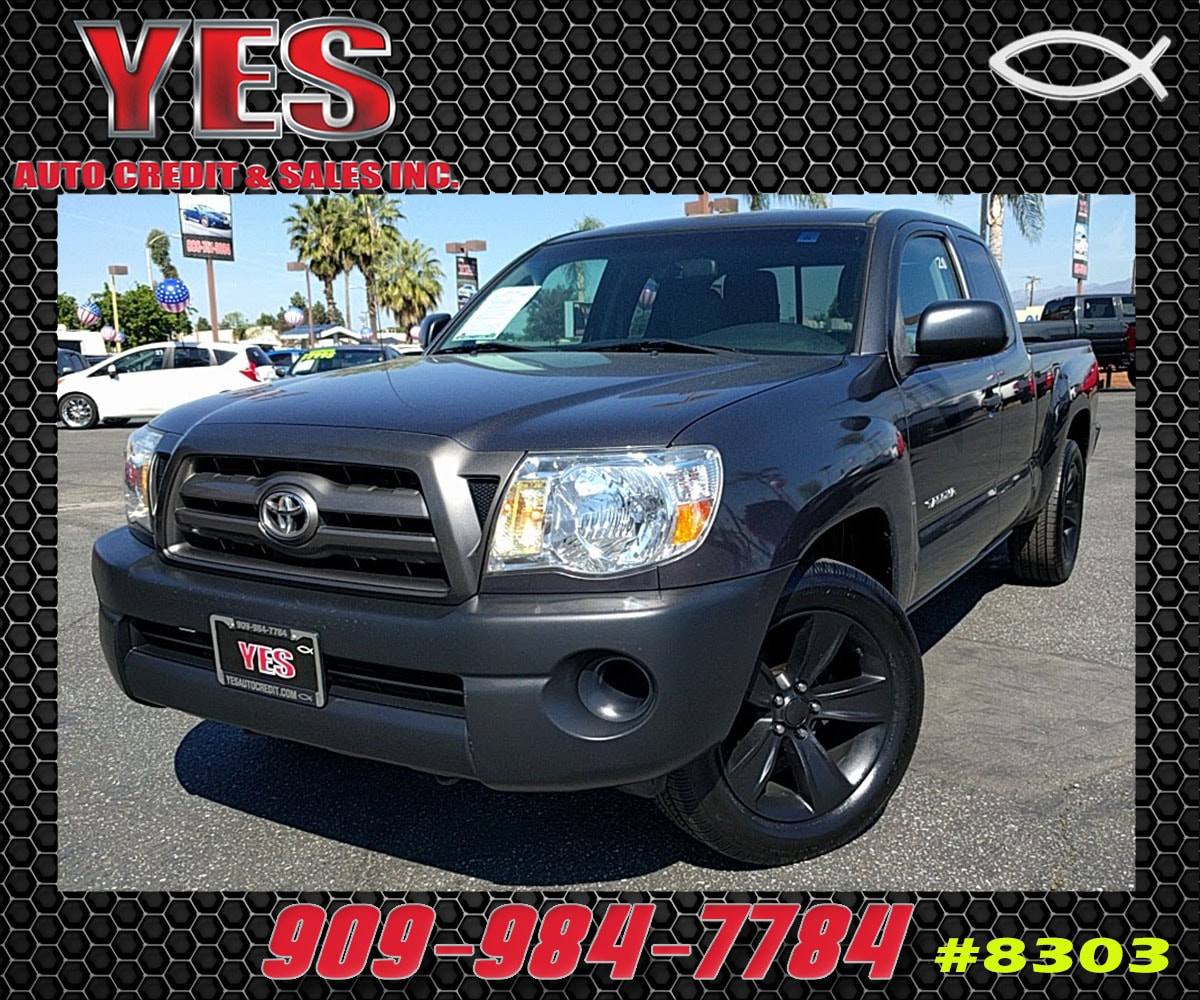2009 Toyota Tacoma Base INTERNET PRICE Price does not include tax license fees accessories a