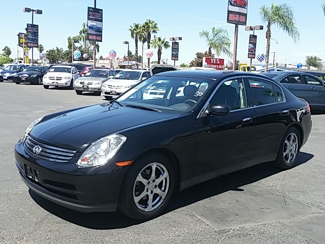 2003 Infiniti G35 Luxury Leather EOP August 2002 MANAGER SPECIALPrice does not include tax licen
