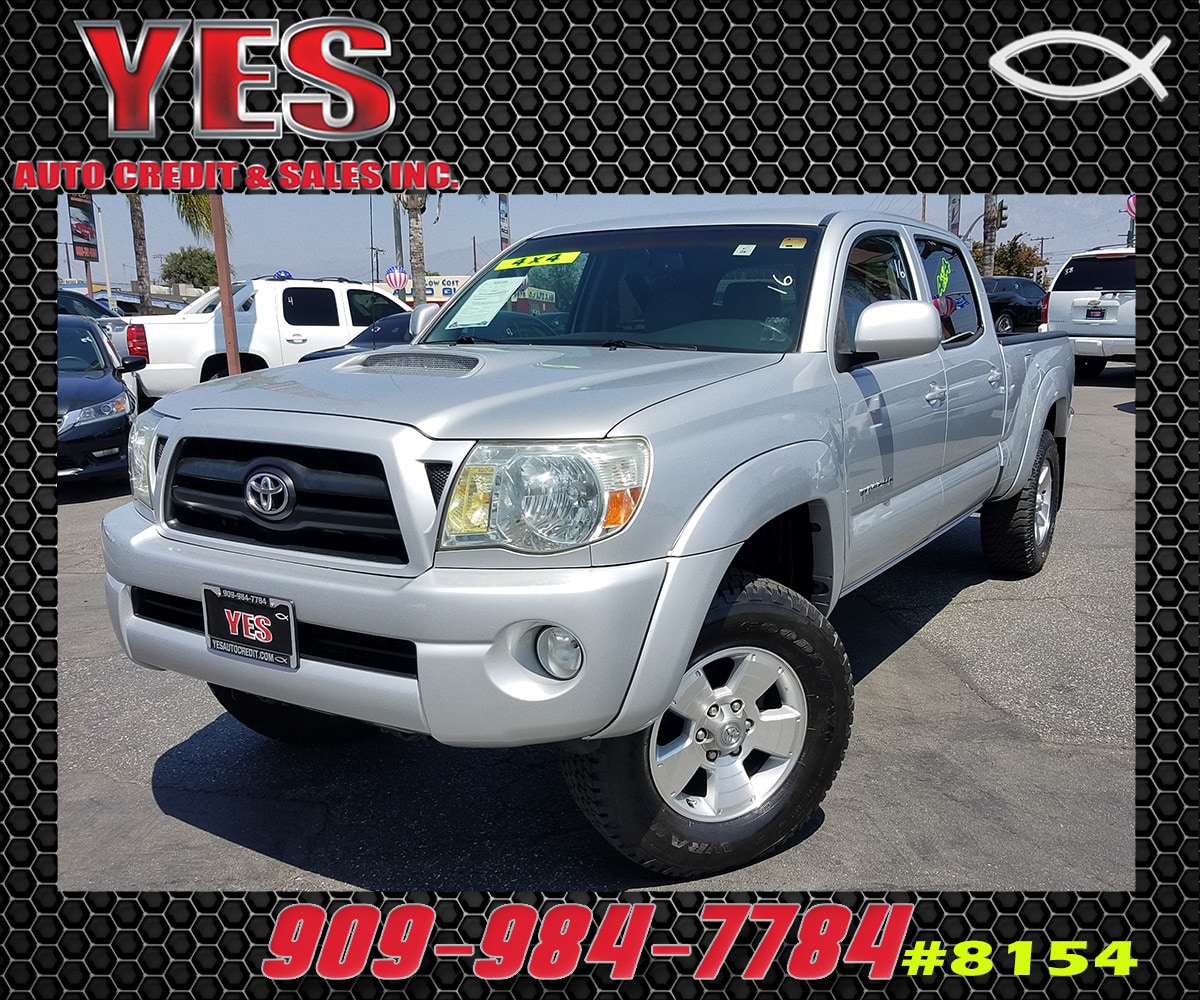 2007 Toyota Tacoma Base V6 INTERNET PRICE Price does not include tax license fees accessorie