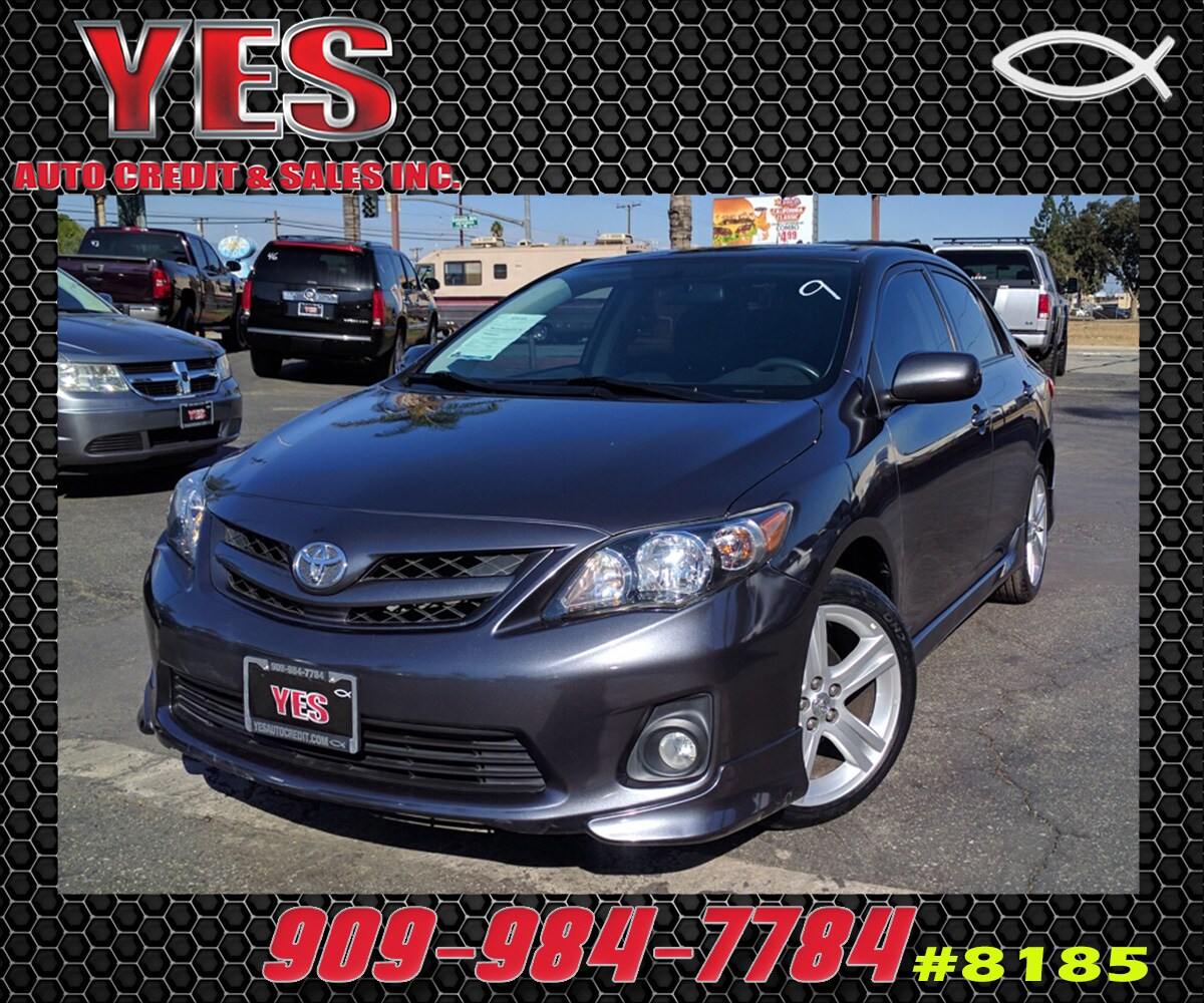2013 Toyota Corolla S Automatic INTERNET PRICE Price does not include tax license fees acces