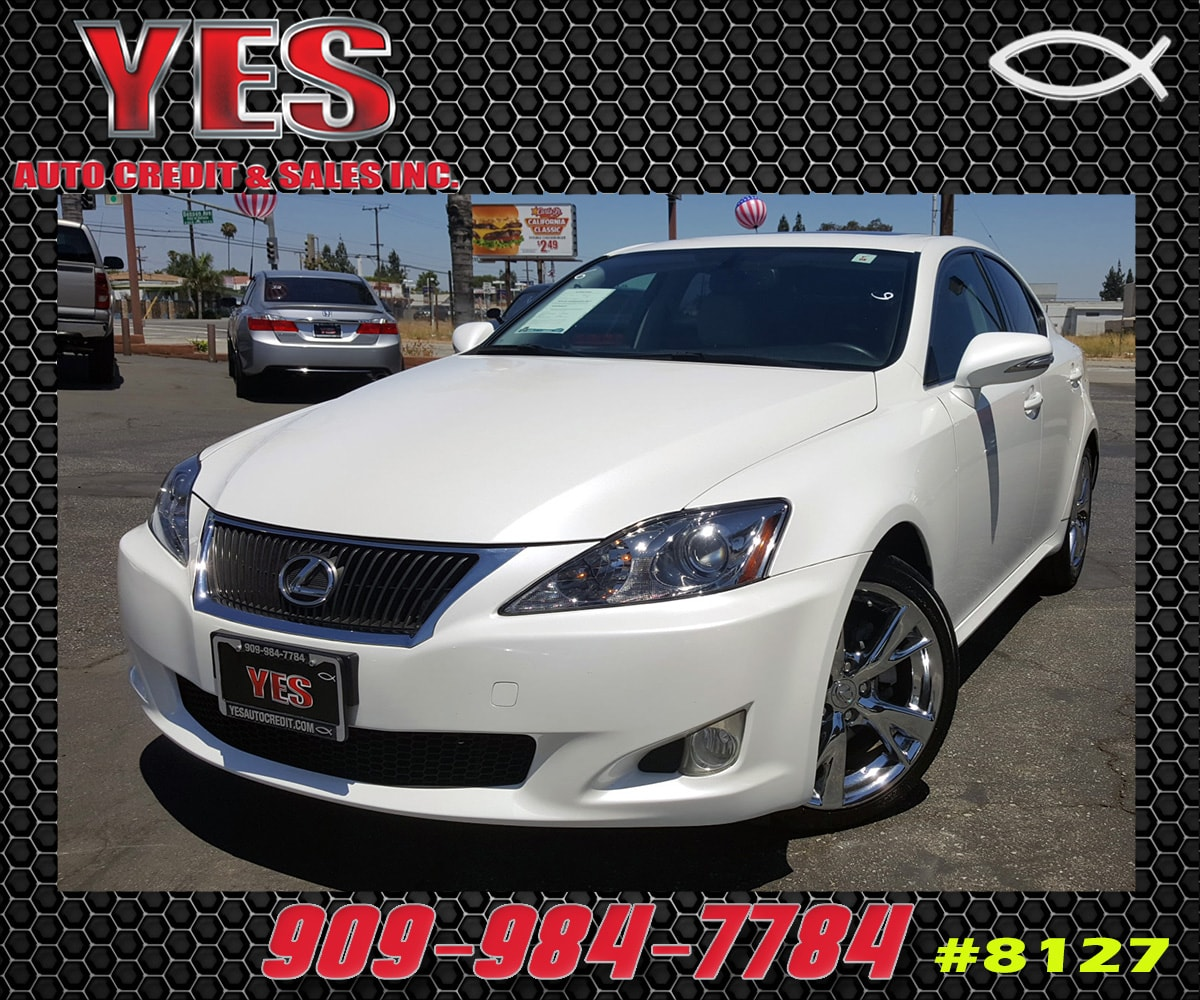 2010 Lexus IS 250 Base INTERNET PRICE Price does not include tax license fees accessories an