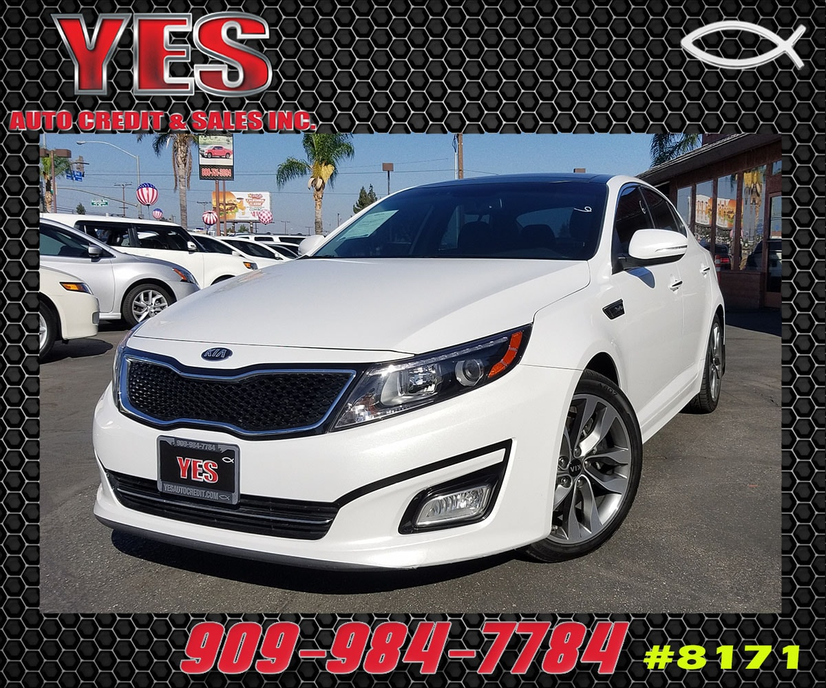 2015 Kia Optima SXL Turbo FWD INTERNET PRICE Price does not include tax license fees accesso