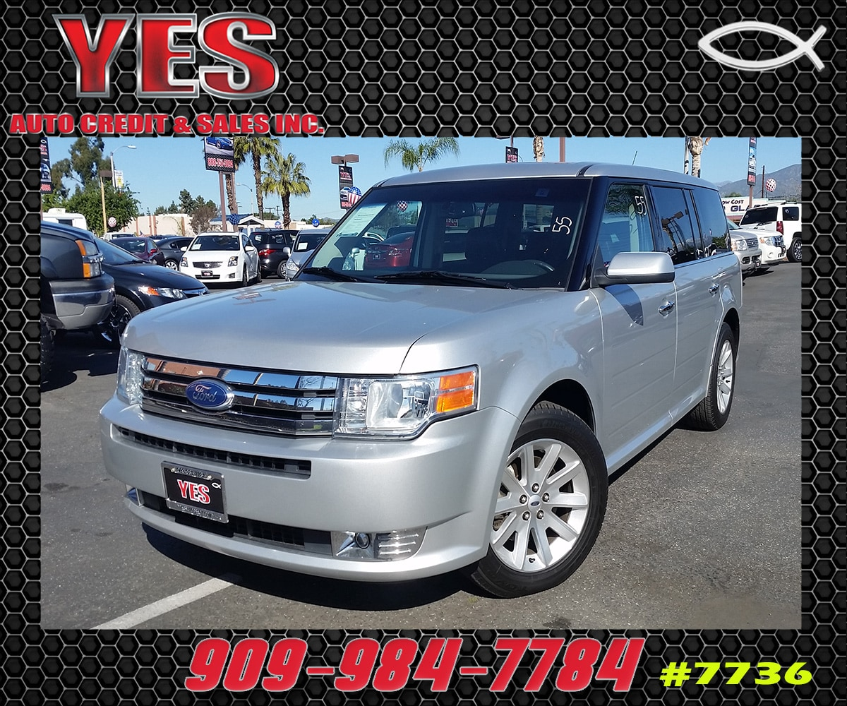 2011 Ford Flex SEL INTERNET PRICE Price does not include tax license fees accessories and af