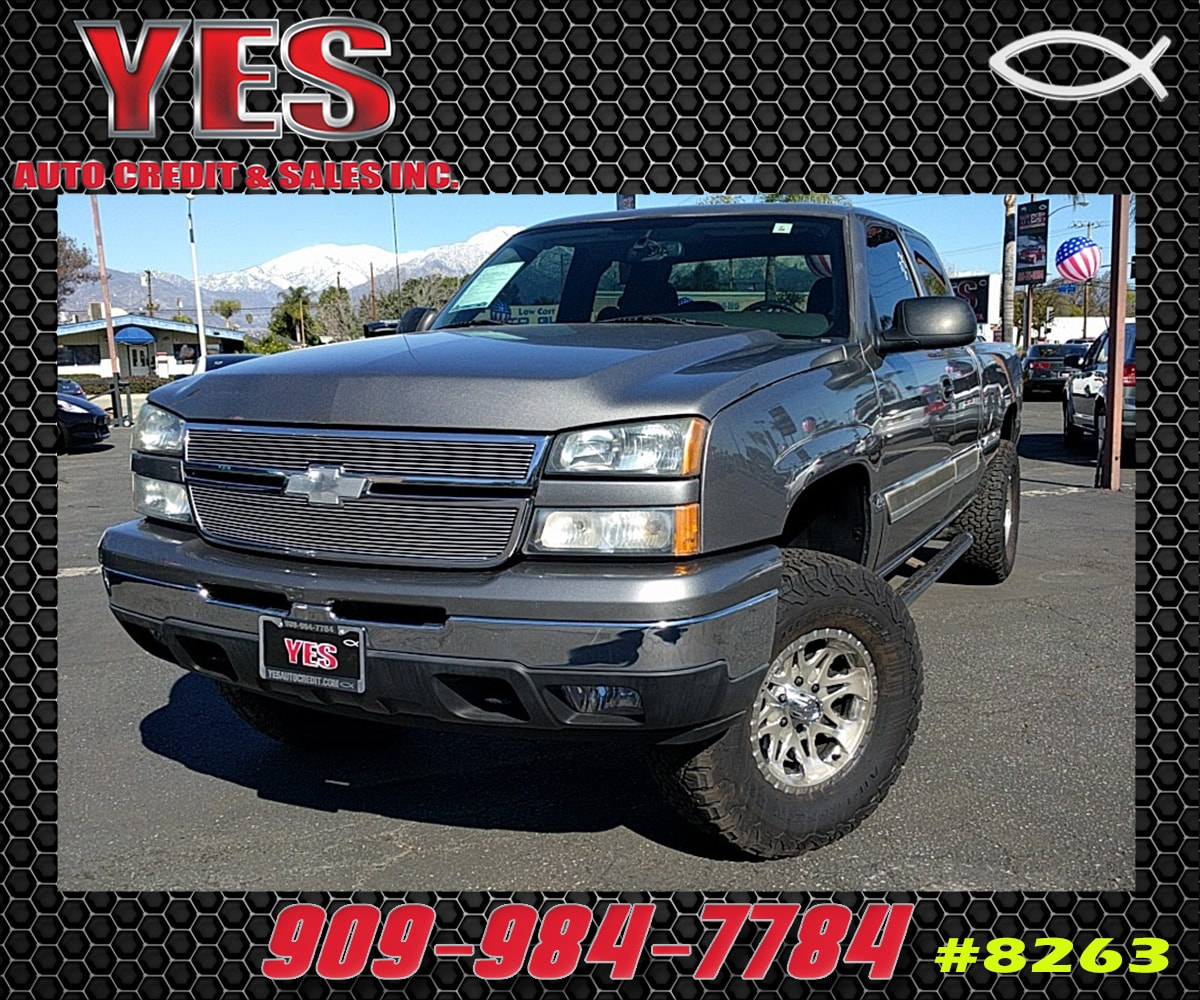 2007 Chevrolet Silverado 1500 Classic Work Truck INTERNET PRICE Price does not include tax li
