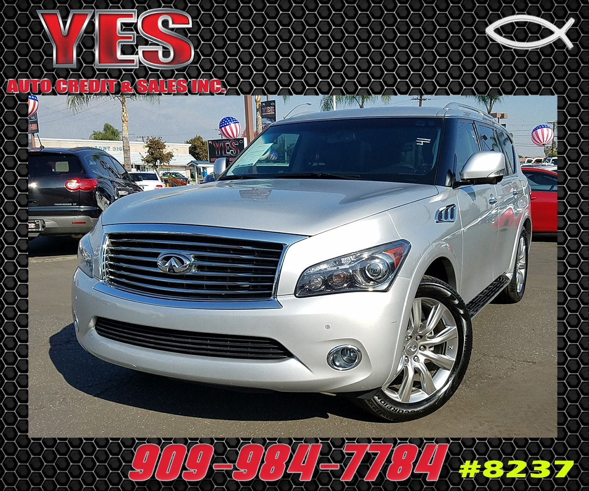 2011 Infiniti QX56 Base INTERNET PRICE Price does not include tax license fees accessories a