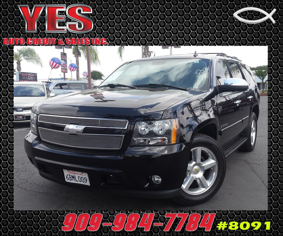 2007 Chevrolet Tahoe LT INTERNET PRICE Price does not include tax license fees accessories a