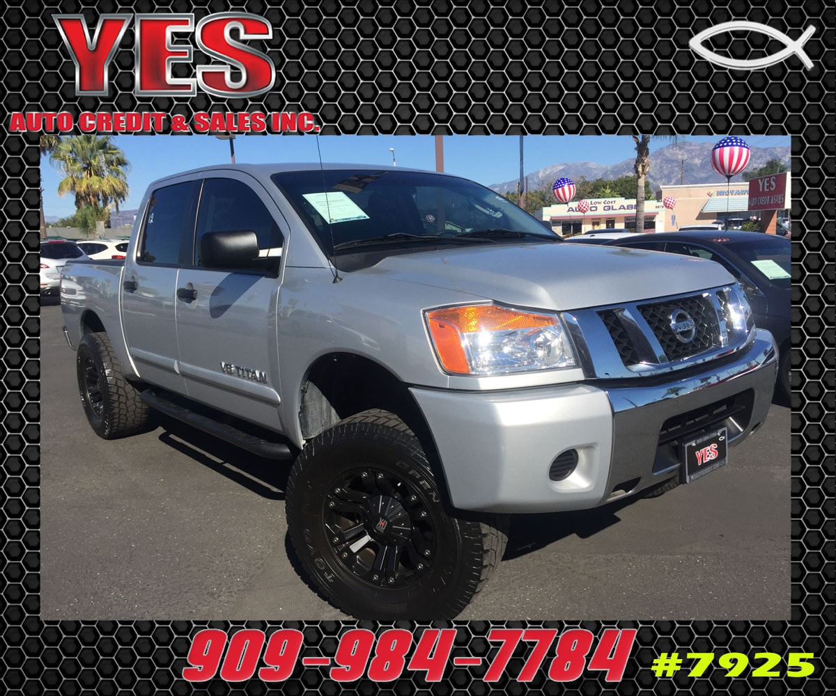 2008 Nissan Titan SE INTERNET PRICE Price does not include tax license fees accessories and