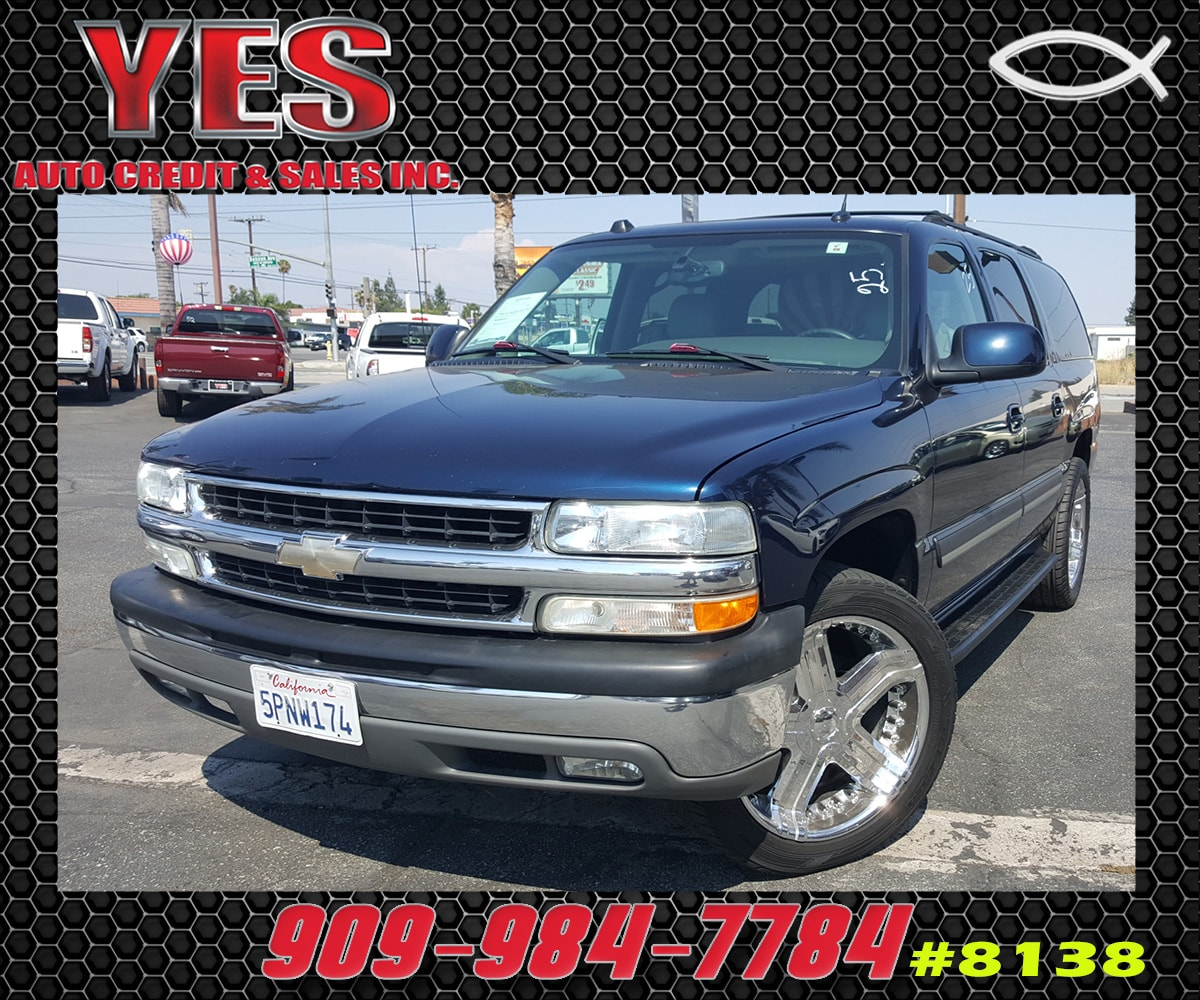 2004 Chevrolet Suburban 1500 LT INTERNET PRICE Price does not include tax license fees acces