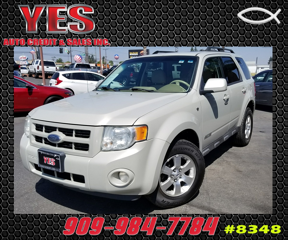 2008 Ford Escape INTERNET PRICE Price does not include tax license fees accessories and afte