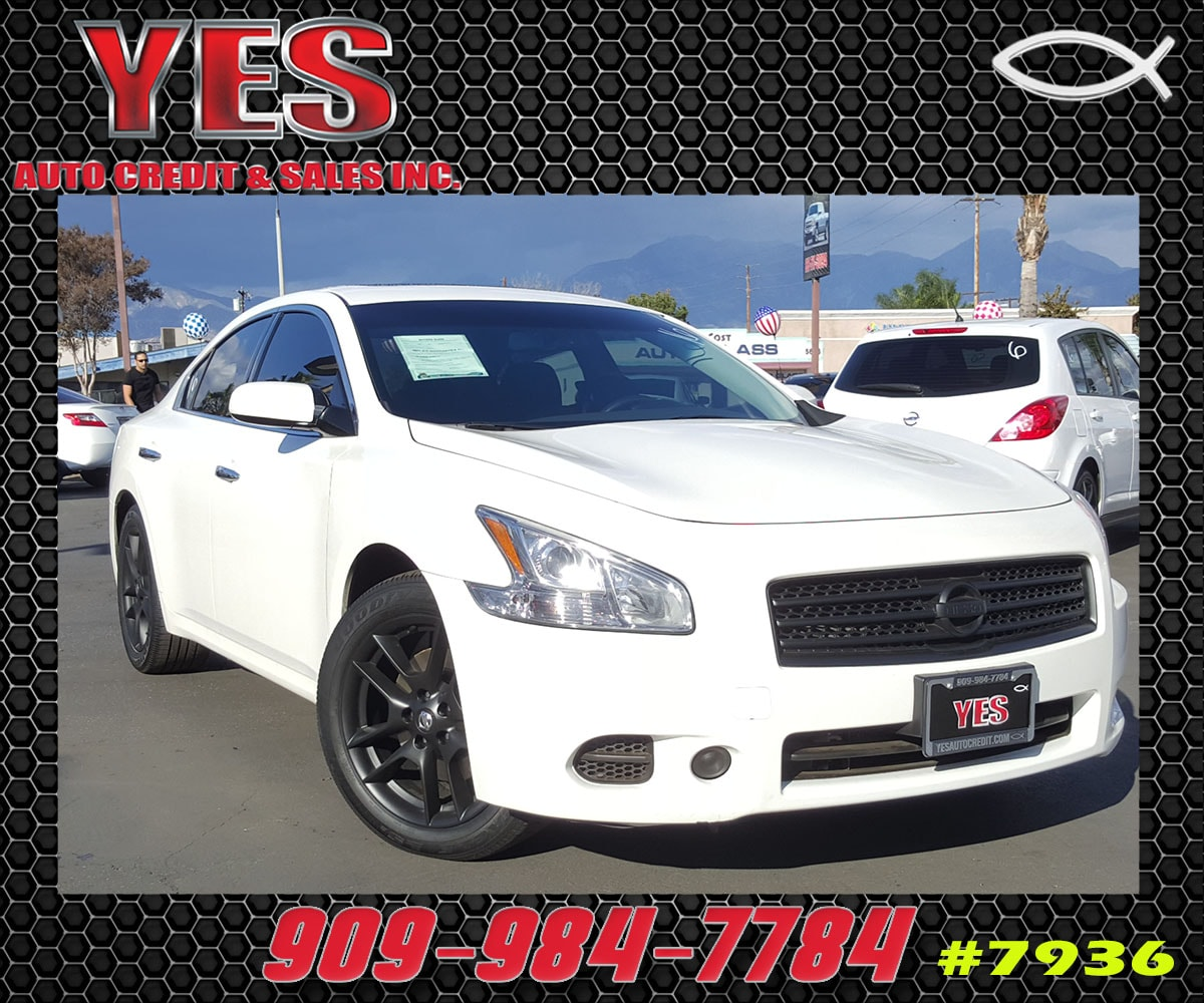 2010 Nissan Maxima 35 S INTERNET PRICE Price does not include tax license fees accessories