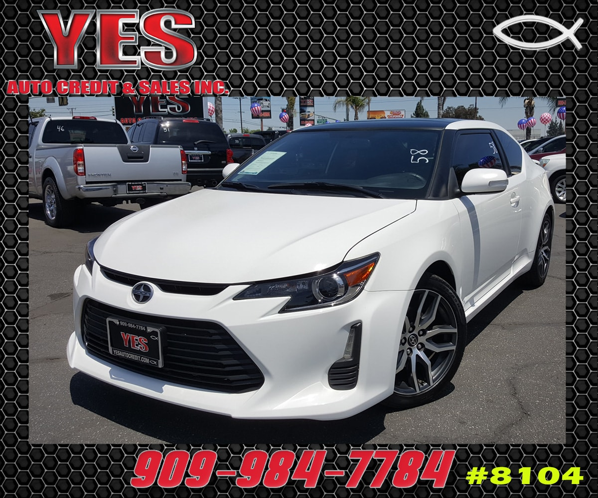 2014 Scion tC Base INTERNET PRICE Price does not include tax license fees accessories and af