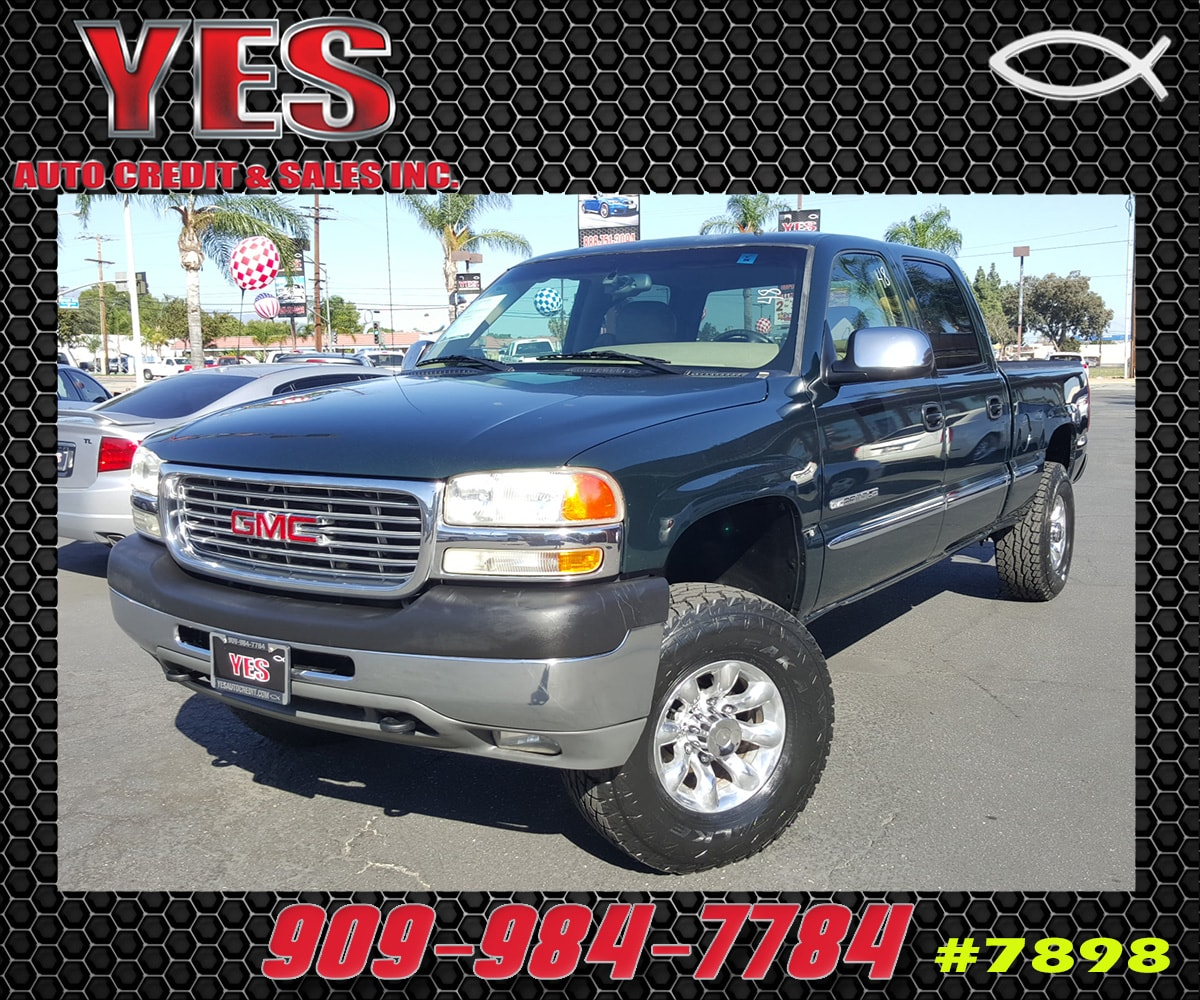 2002 GMC Sierra 2500HD Standard MANAGER SPECIALPrice does not include tax licence fees accessori