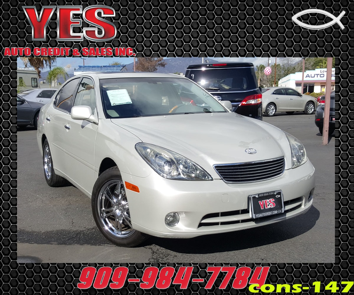 2006 Lexus ES 330 Base INTERNET PRICE Price does not include tax license fees accessories an