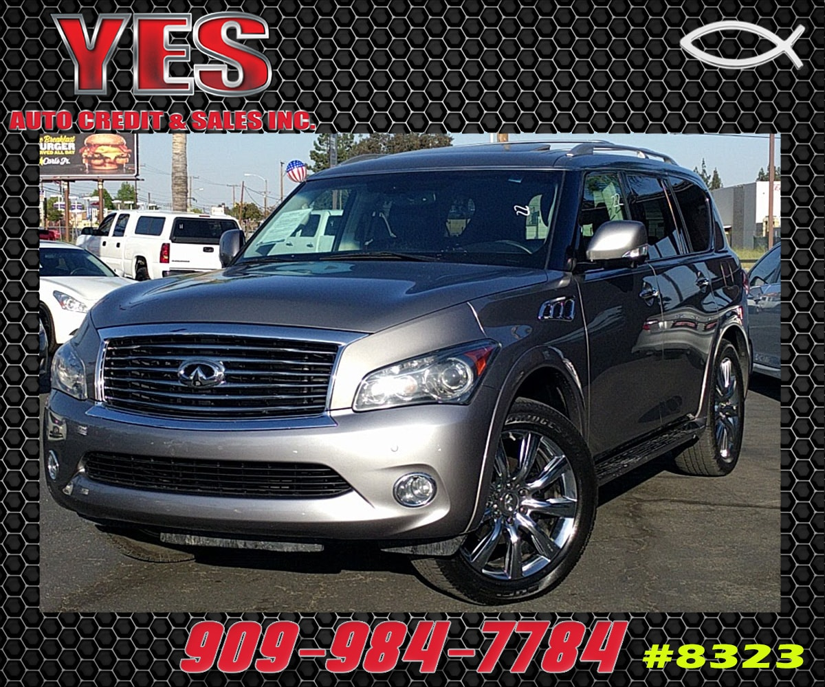 2012 INFINITI QX56 Base INTERNET PRICE Price does not include tax license fees accessories a