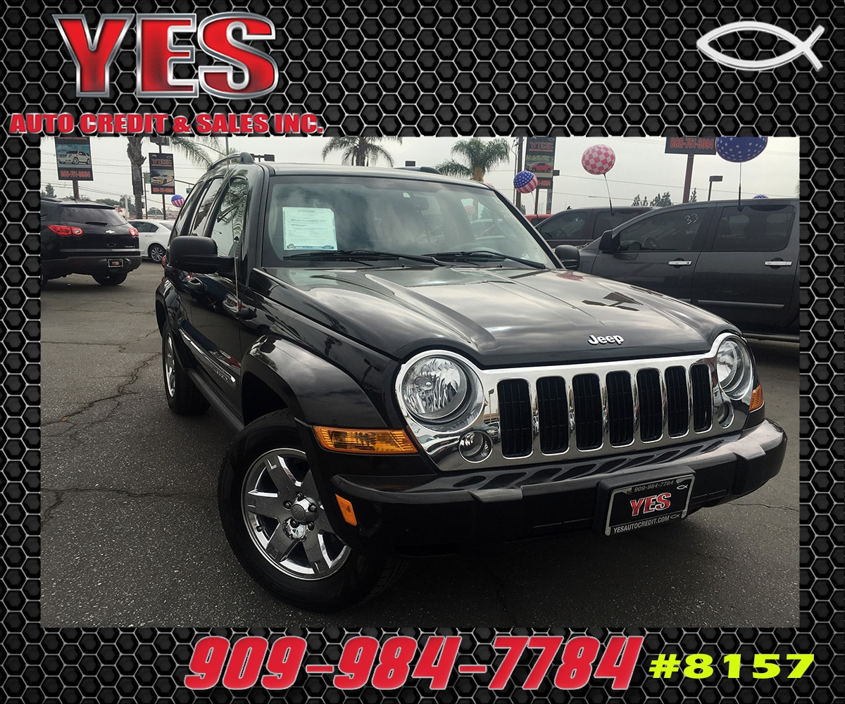 2006 Jeep Liberty Limited Edition INTERNET PRICE Price does not include tax license fees acc