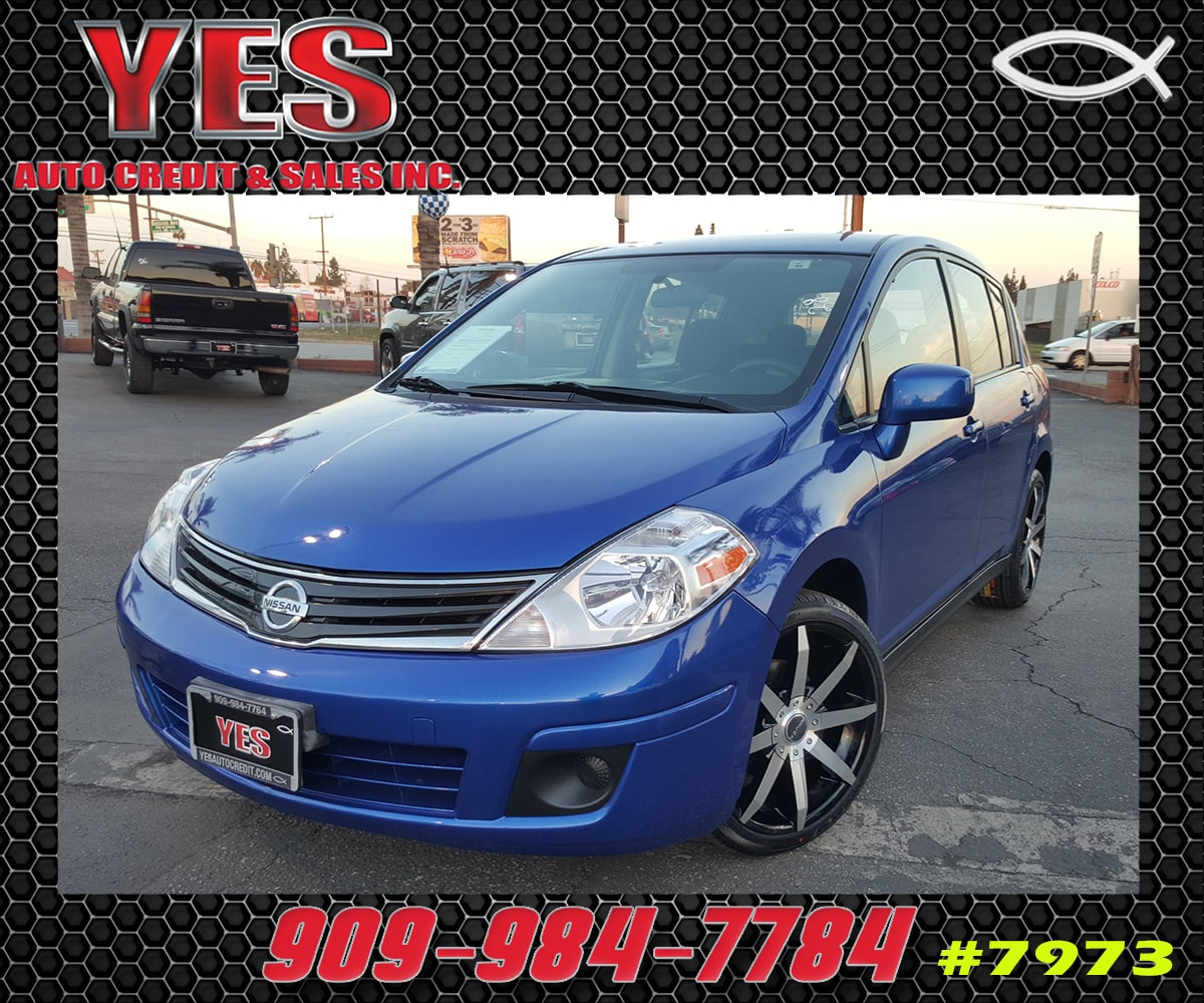 2010 Nissan Versa 18S INTERNET PRICE Price does not include tax license fees accessories an