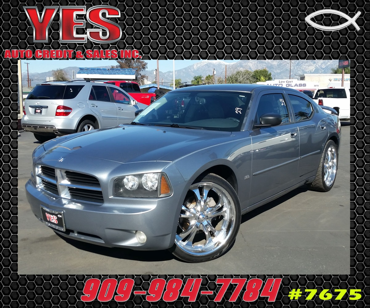 2007 Dodge Charger Base MANAGER SPECIALPrice does not include tax licence fees accessories and af