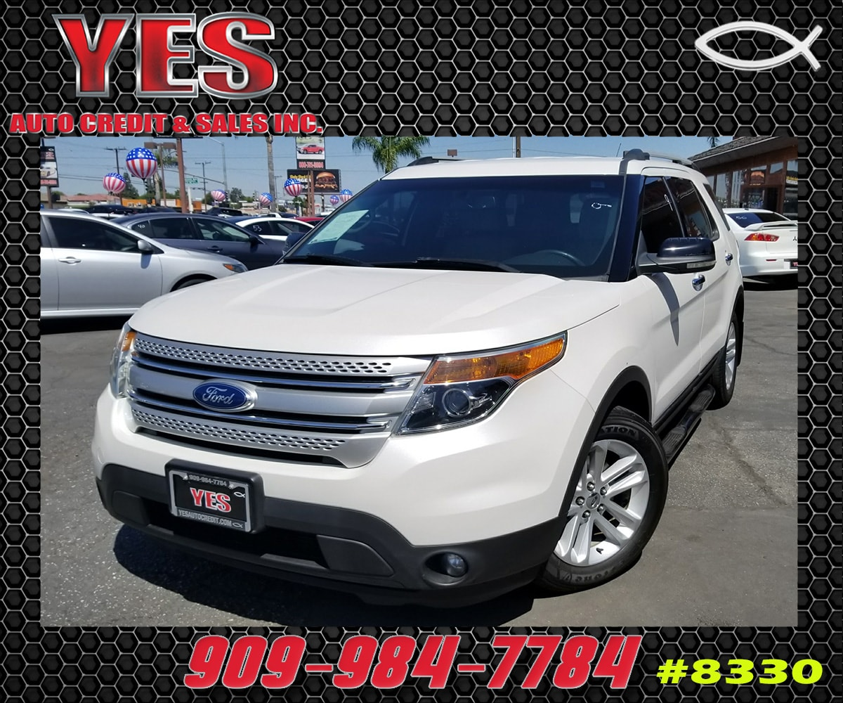 2011 Ford Explorer XLT INTERNET PRICE Price does not include tax license fees accessories an