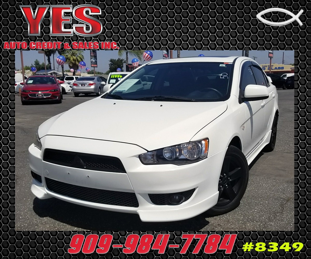 2009 Mitsubishi Lancer INTERNET PRICE Price does not include tax license fees accessories an