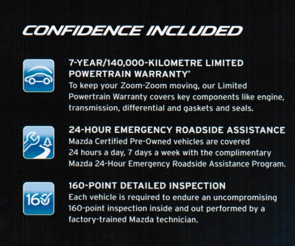 Exceptional We Do Everything We Can To Ensure That The Certified Pre Owned Vehicle You  Purchase Will Perform Like A New Mazda.But We Realize That Sometimes, ...