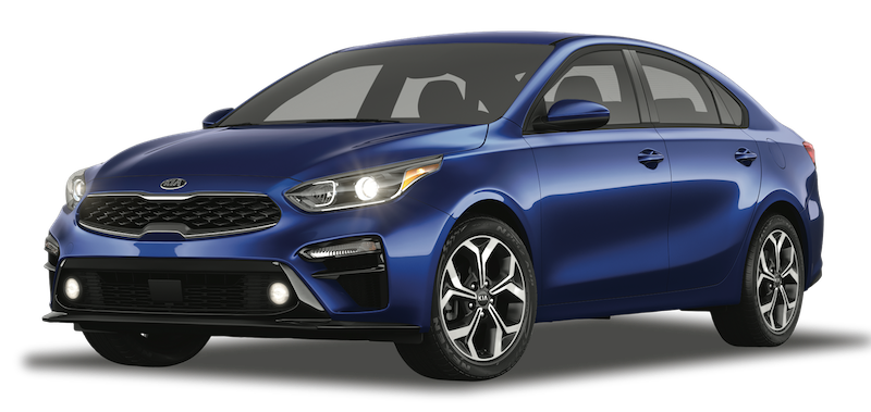 2019 Kia Forte S - Deep Sea Blue
