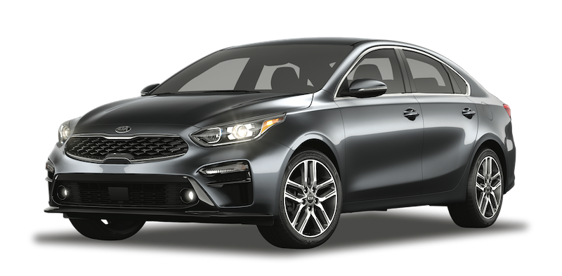 2019 Kia Forte EX - Gravity Grey