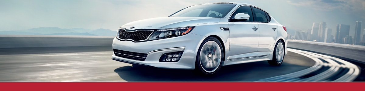 Certified Pre-Owned Kia Optima