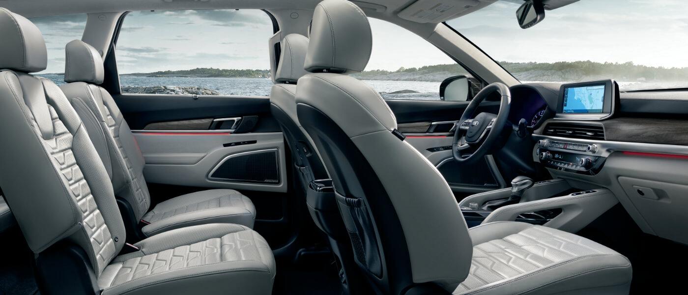 2020 Kia Telluride Interior Design