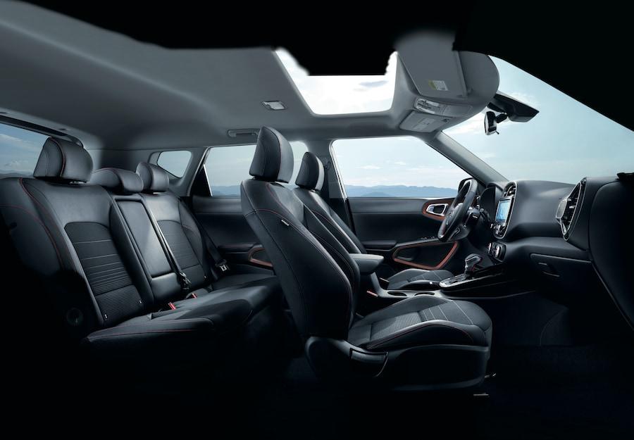 2020 Kia Soul interior cargo