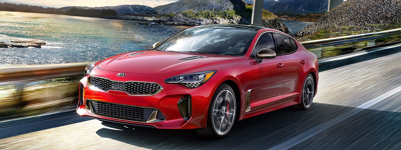 2018 Kia Stinger Trim Options in Springfield, MO