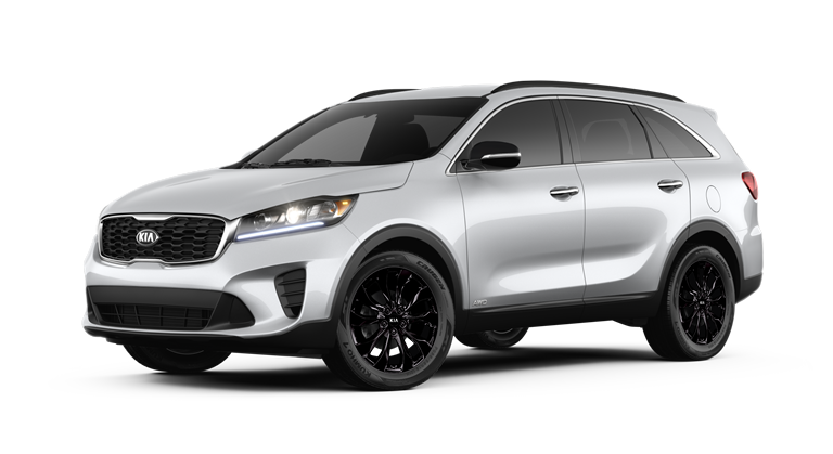 2019 Kia Sorento EX - Gravity Grey