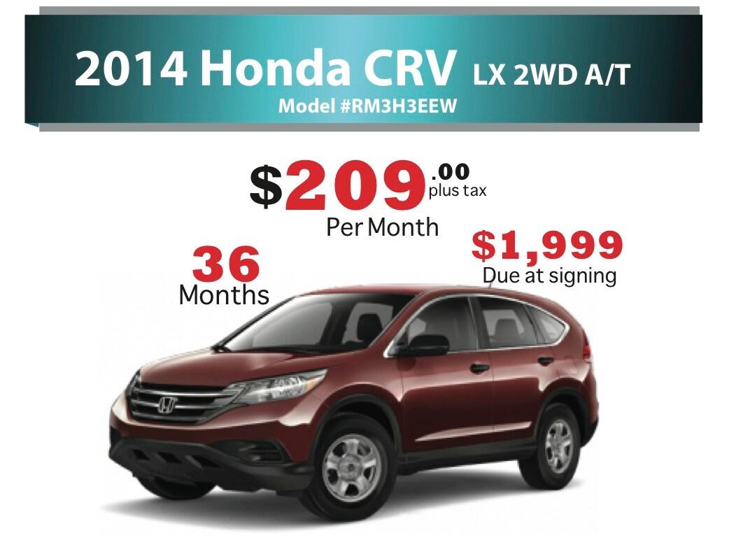 Honda crv special in lodi serving stockton ca for Honda lease payment