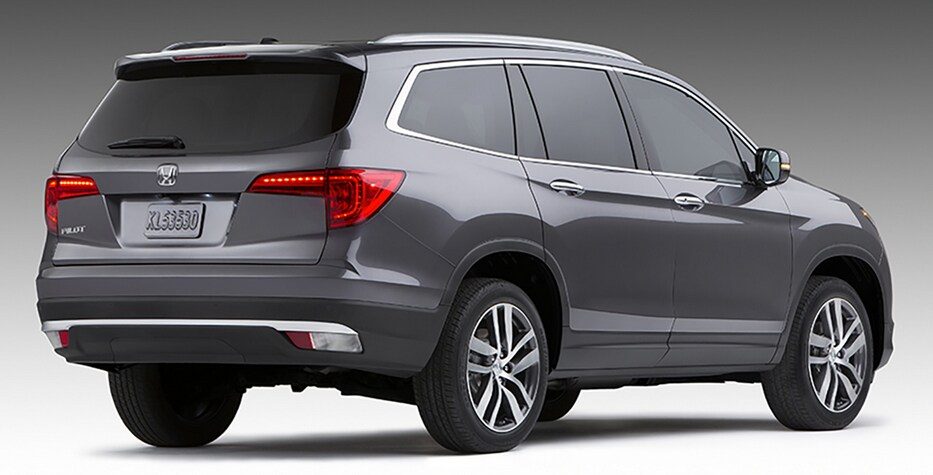 2016 honda pilot review and information stockton honda for Honda dealership stockton