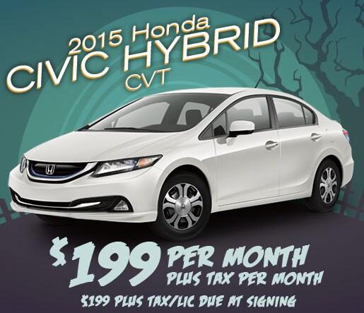 Honda civic hybrid specials stockton ca stockton honda for Honda dealership stockton