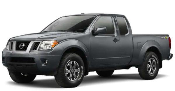2019 Nissan Frontier Mudelein, IL Zeigler Nissan of Gurnee