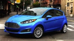 2016 Ford Fiesta in New Mexico