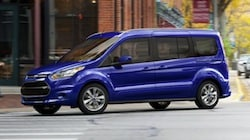 2016 Ford Transit Connect in New Mexico