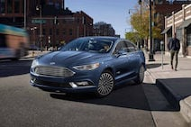 2018 Ford Fusion in Farmington