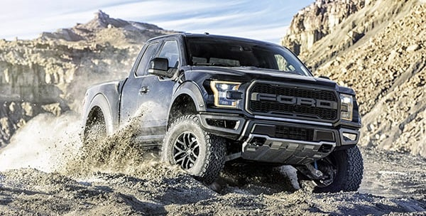 New Mexico 2017 Ford F-150 Raptor dealership