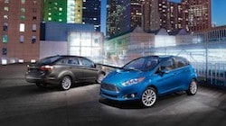 2017 Ford Fiesta in New  Mexico