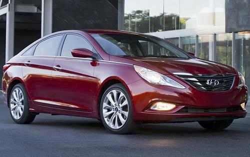 Edmunds.com Is The Latest To Jump On The 2011 Hyundai Sonata Bandwagon With  This Great Review.