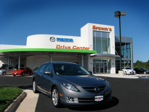 About Browns Chantilly Mazda Car Dealership Serving The - Brown mazda service
