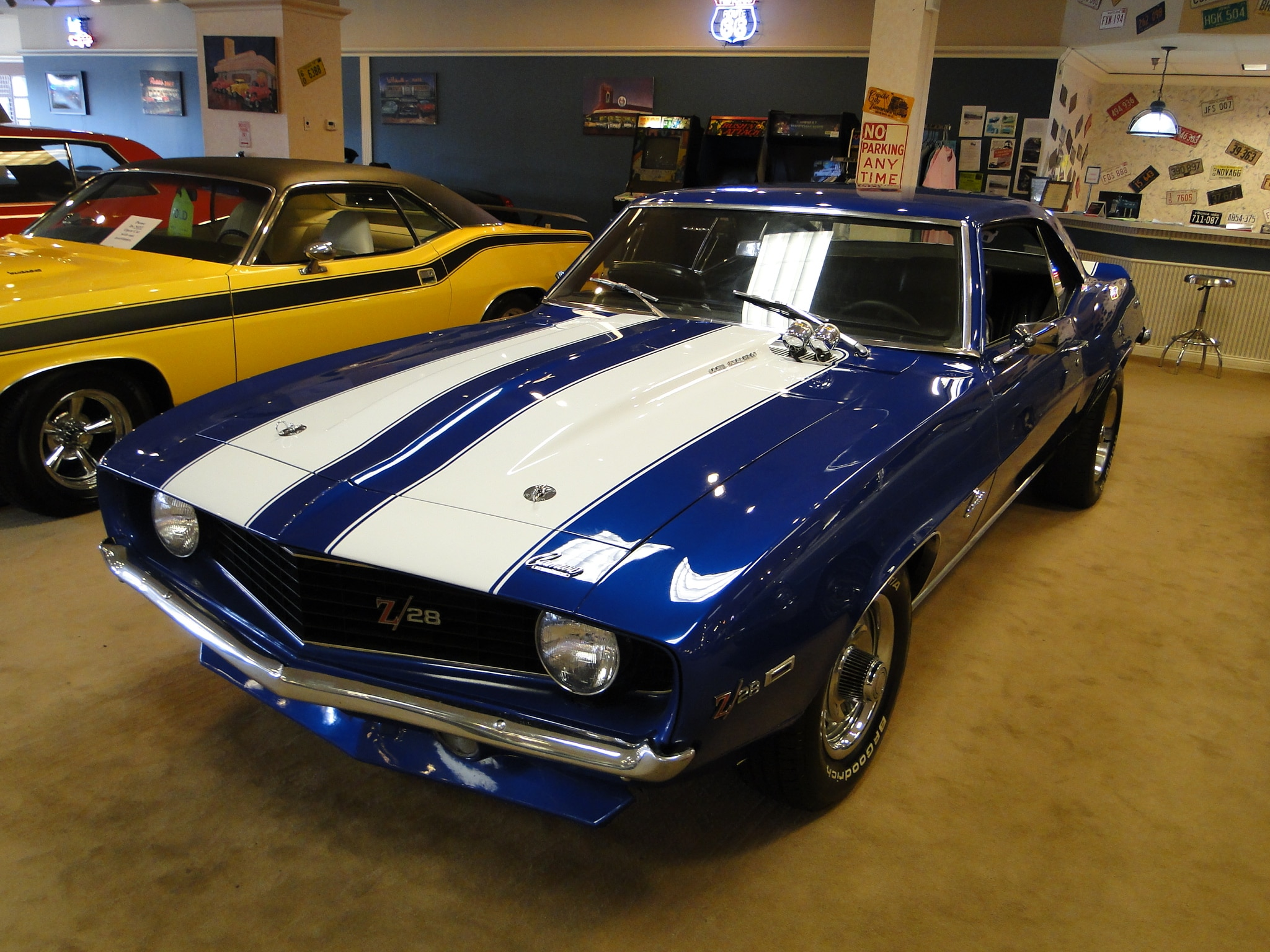 About Brown\'s Performance   Classic & Muscle Car Dealer near ...