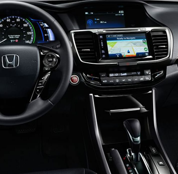 2017 Honda Accord Hybrid in Cambridge, Newton and Waltham