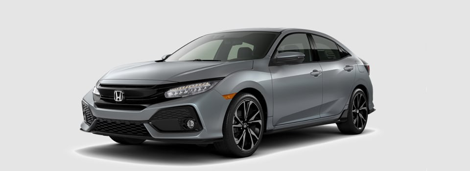 2017 Honda Civic Hatchback in Cambridge, Newton and Waltham