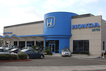 DCH Honda of Temecula - Your San Diego Area Honda Dealer