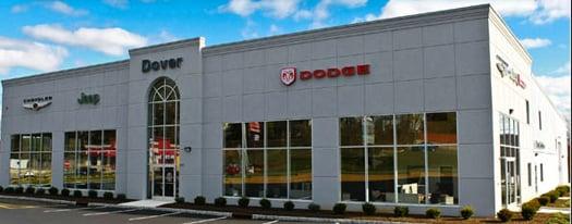 About Dover Dodge Chrysler Jeep In Rockaway New Used Car - Dodge chrysler dealer