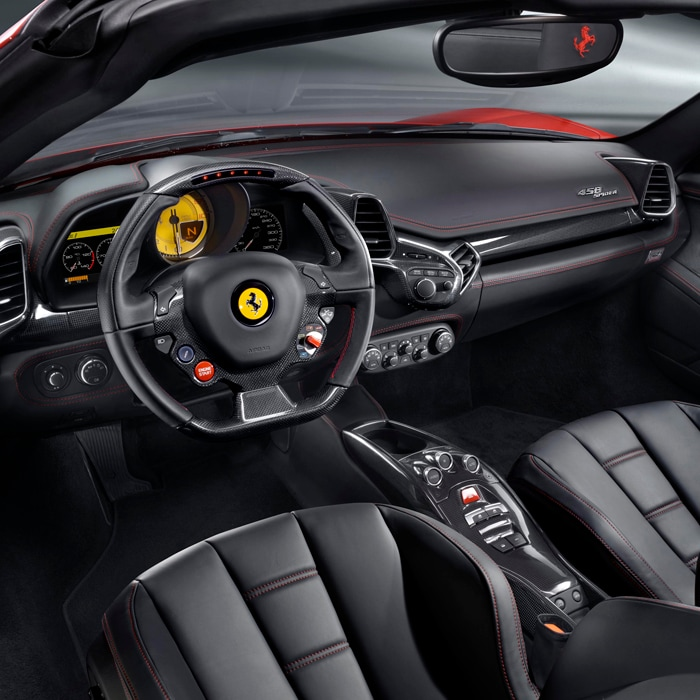 Pre-Owned Ferrari 458 Italia & Spider in Norwood, Boston, Newton, Quincy and Brookline, MA